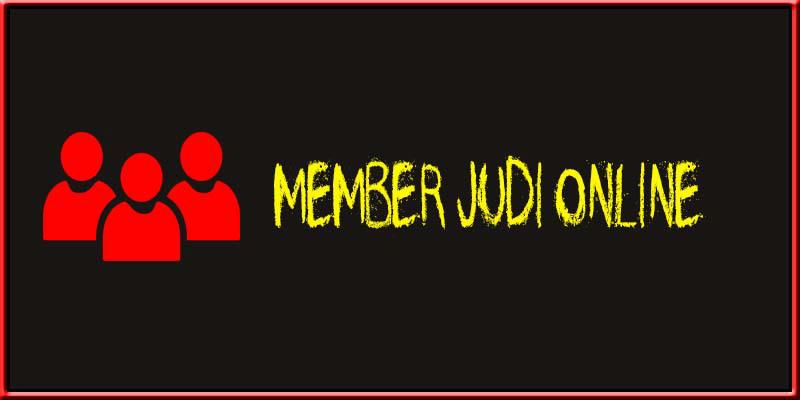 member judi online sbobet